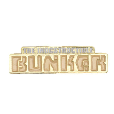 Sentinels of the Multiverse Bunker Pin