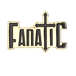 Sentinels of the Multiverse Fanatic Pin