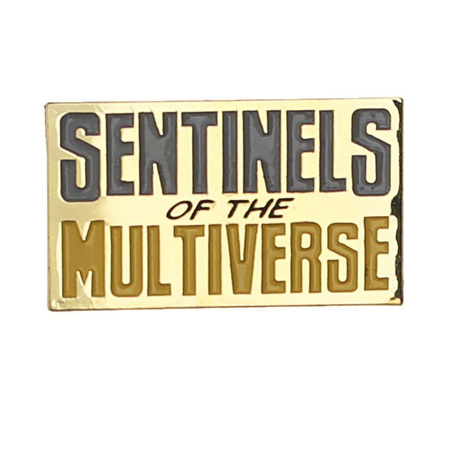 Sentinels of the Multiverse Logo Pin