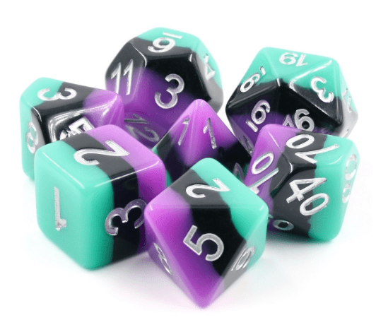 Stratosphere RPG Dice Set