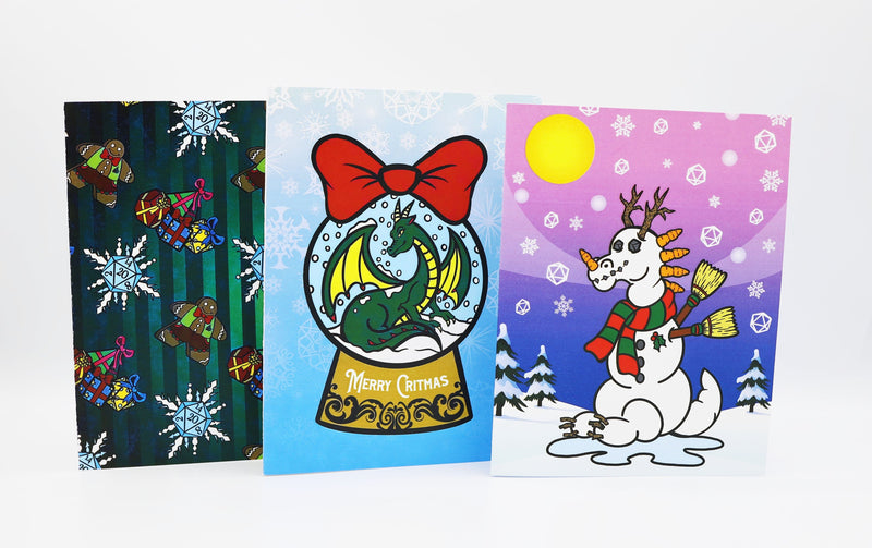 2020 Christmas Cards (9 Pack)