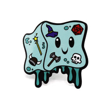 Load image into Gallery viewer, Monster Index Sticker: Gelly Cube