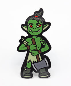 Monster Index Sticker: Orc