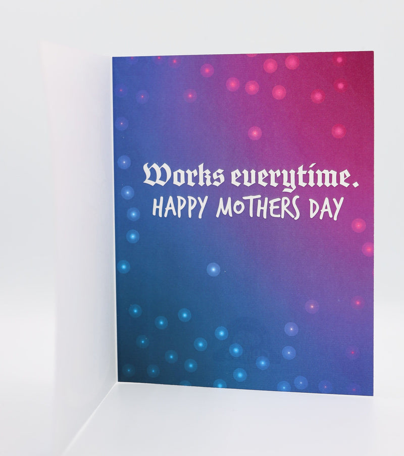 Mothers Day Card - Potion