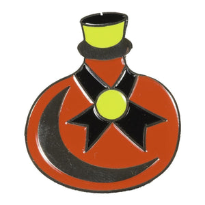 Potion Bottle Metal Pin (Various Colors)