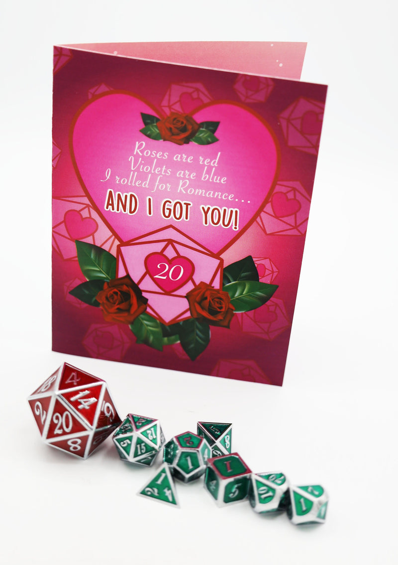 * Valentine's Day Hot Deal - Silver Rose