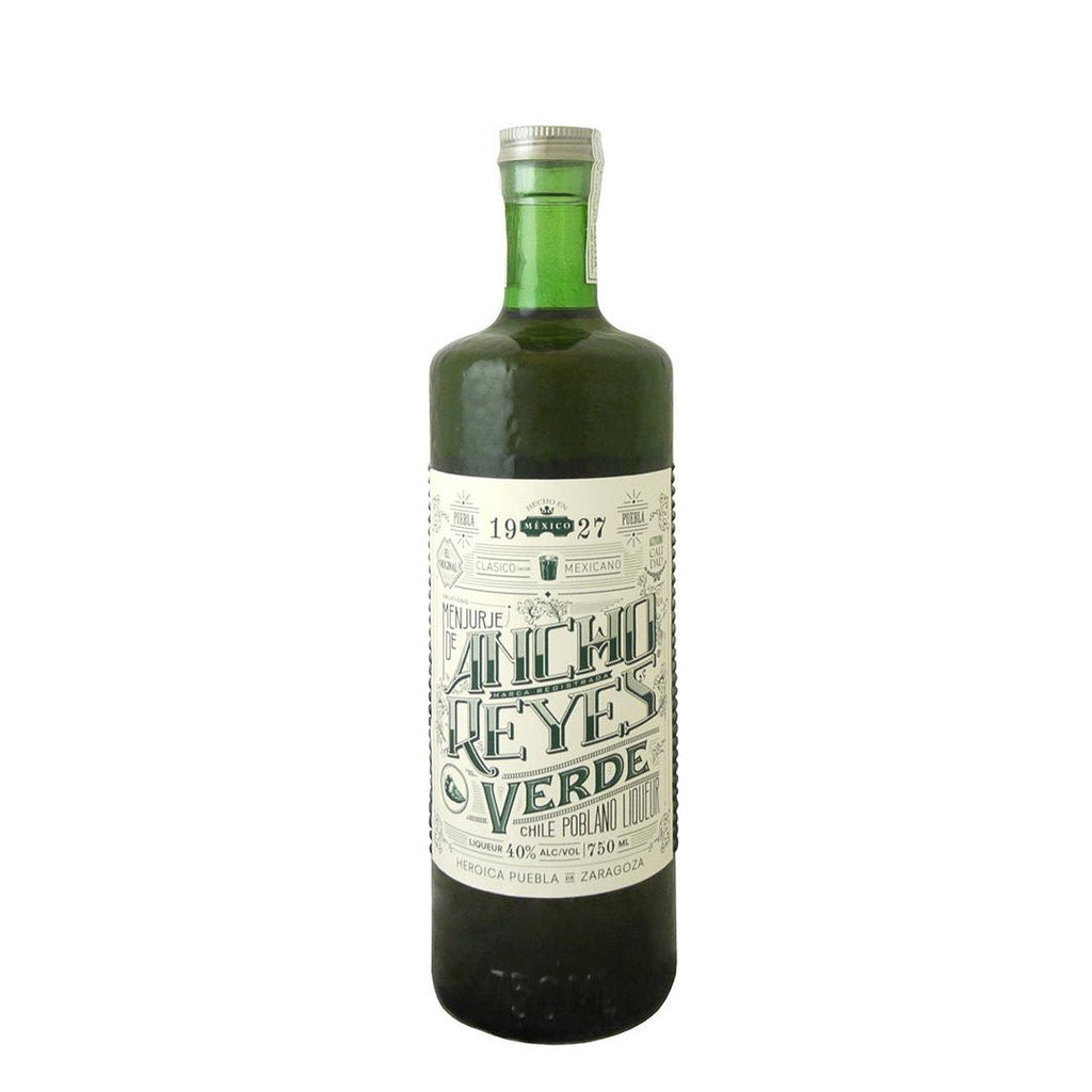 Ancho Chile Verde - New Arrival