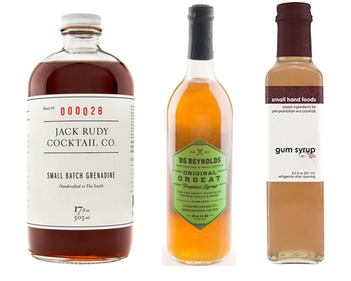 Up Your Syrup Game - Bar Staples
