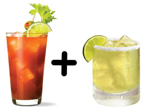 Bloody Mary + Margarita