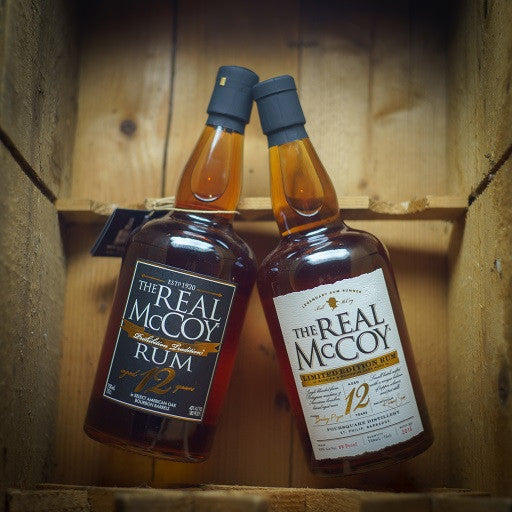 Real McCoy 12 Year Rums