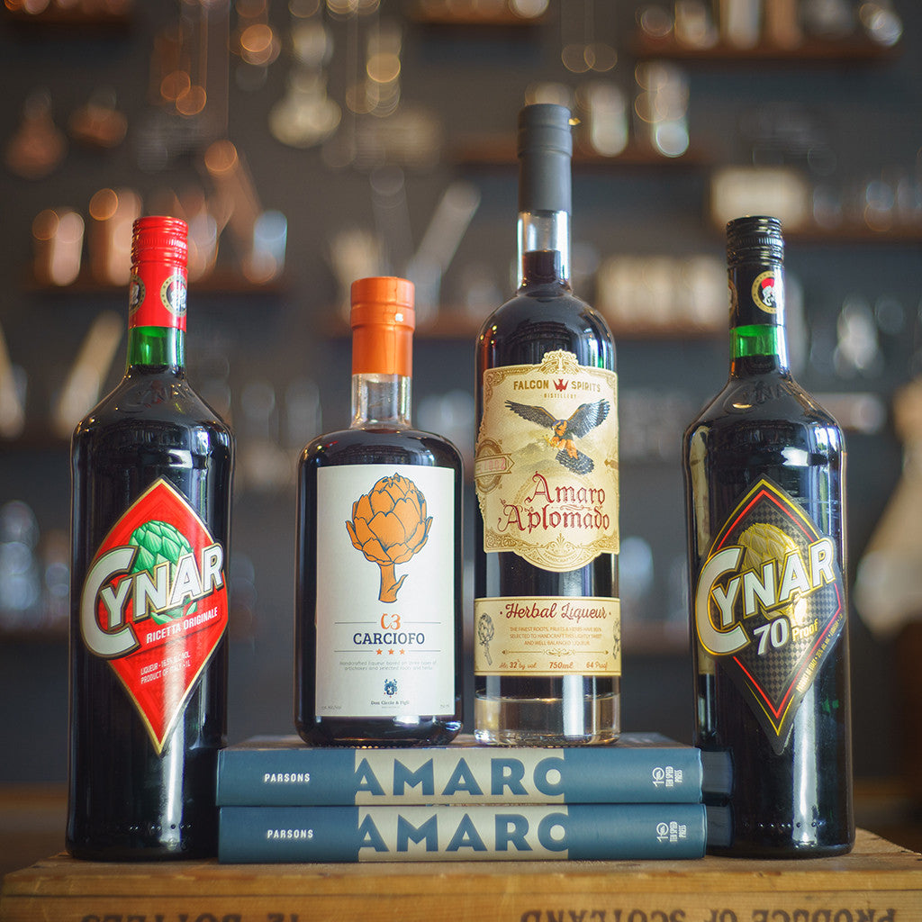 Great Amaro Lineup