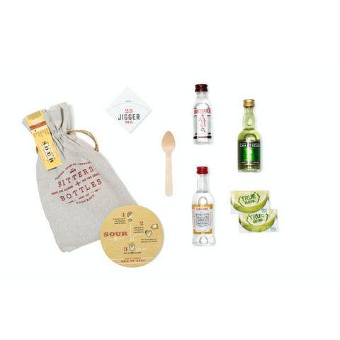 last word cocktail kit