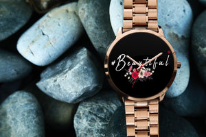 Women Watches Sale #Beautiful Custom design Black Background - ${shop-name