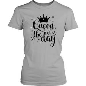 Queen Of The Day Woman Jersey Short-Sleeve T-Shirt - ${shop-name