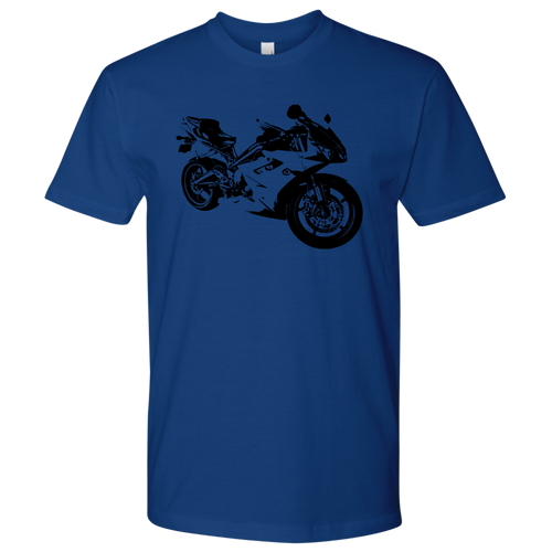 Men t shirts Motorcycle Print Everyday Casual Outfit - ${shop-name