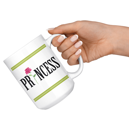 Romantic Princess Coffee/Tea Mug 15 Oz. Personal Gift - sea-gull