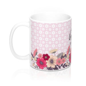 Take Life One Cup At A Time All over print Coffee Tea Mug - ${shop-name