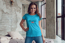 Load image into Gallery viewer, #Beautiful Women's Softstyle T-Shirt - sea-gull