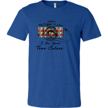 I see your true colors t shirt Autism Awareness Support - ${shop-name