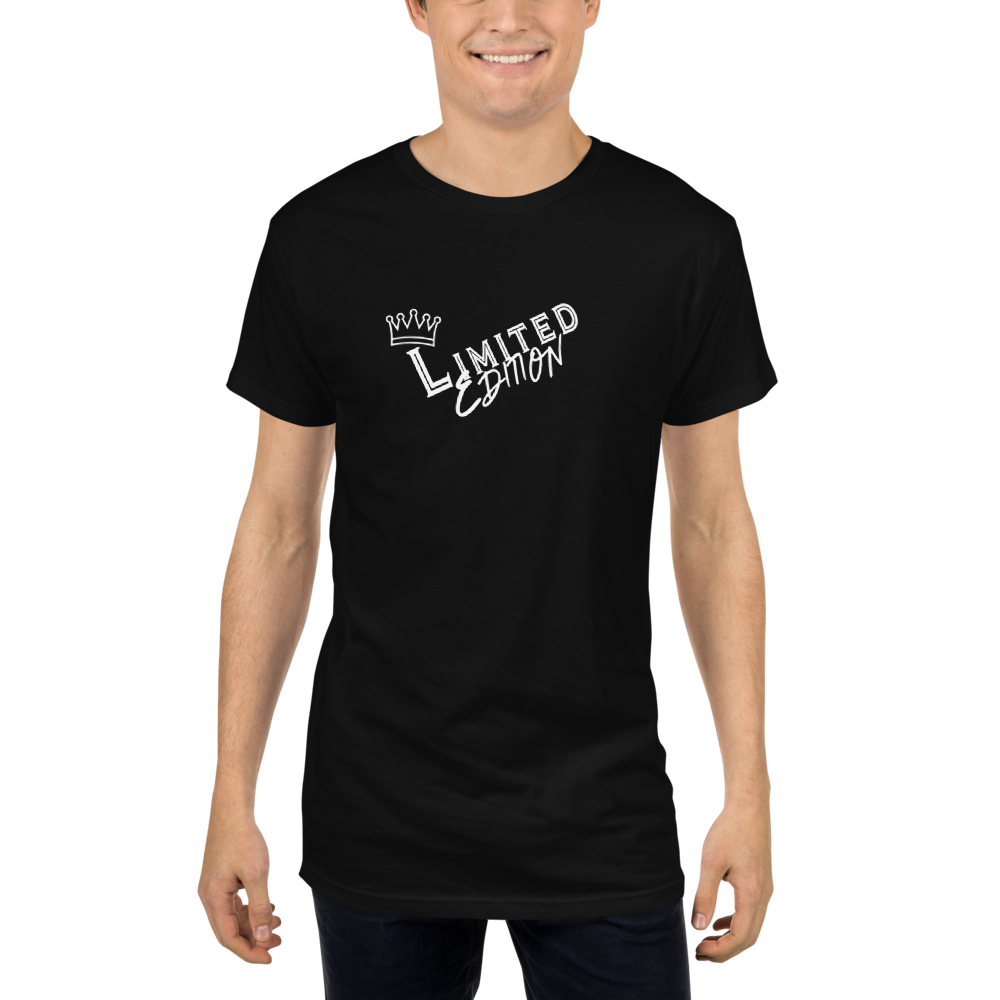 Long Body Men's Limited edition Urban t shirts boy's gift - ${shop-name
