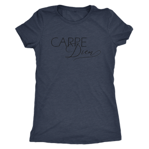Carpe Diem women tees