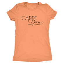 Load image into Gallery viewer, Carpe Diem women tees