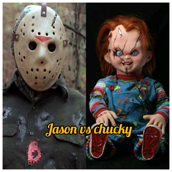 Jason Vorhees Vs Chucky