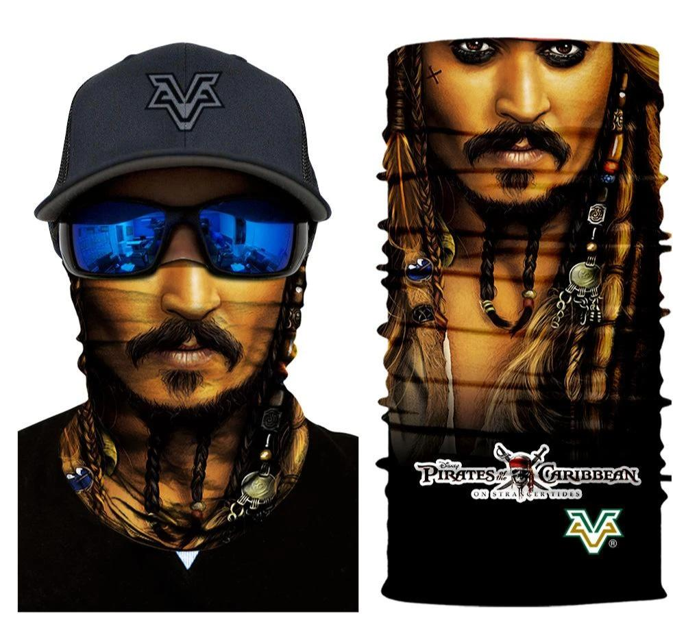 Jack Sparrow Head bandana