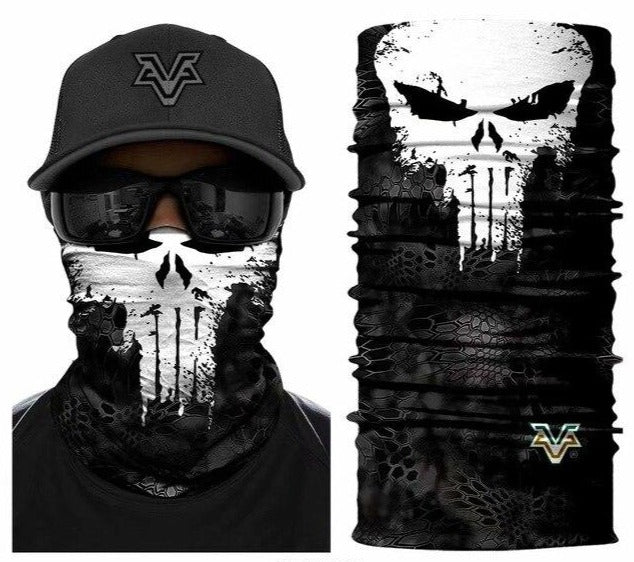 punisher-bandana