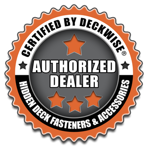 Deckwise Authorized Dealer Badge