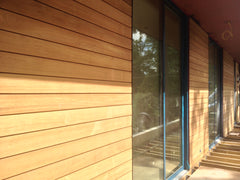 Hardwood Rain Screen Siding Mason S Mill And Lumber
