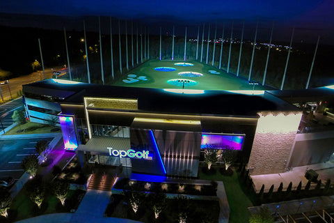 Top Golf Cypress Millwork