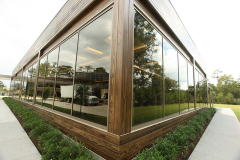 Iron Woods® Vanish™ Rain Screen & Cladding System