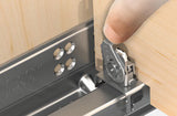 "Blum 18"" Undermount Soft Close Slide"