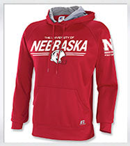 Nebraska Huskers Football Mens Sweatshirt
