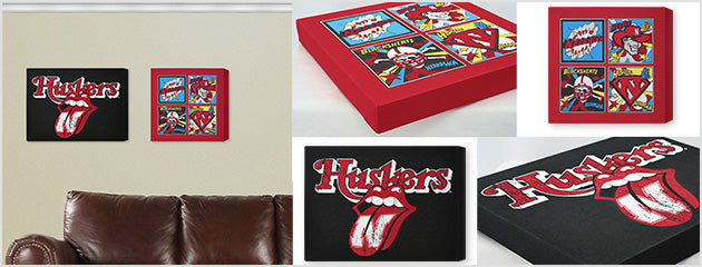 Nebraska Canvas Prints