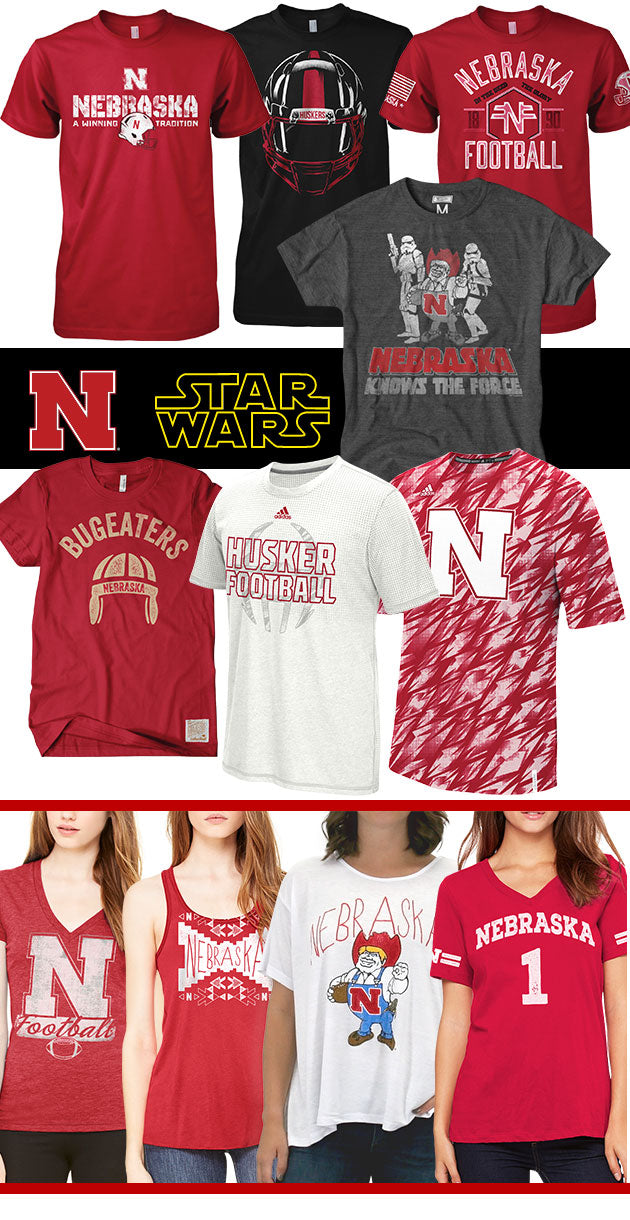 Nebraska Football New Arrivals