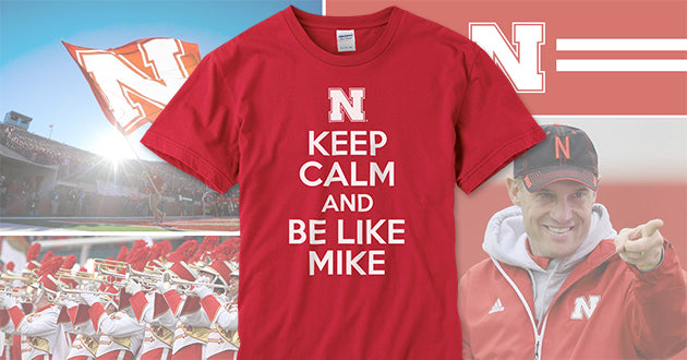 Keep Calm and Be Like Mike Riley Tee
