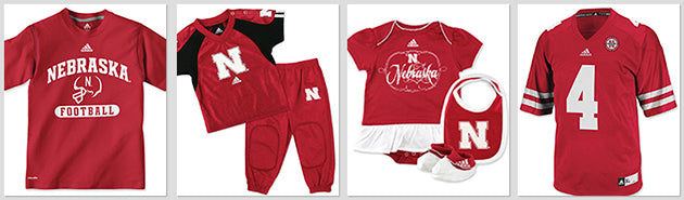 Nebraska Huskers New Mens 2014