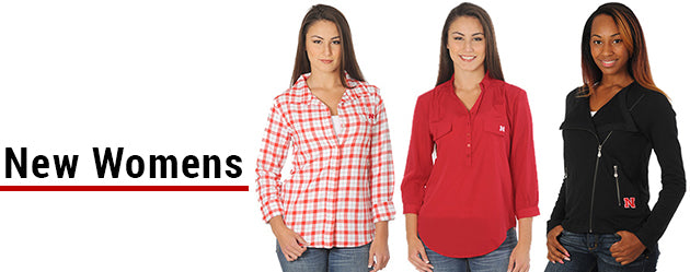 Huskers New Arrivals Womens