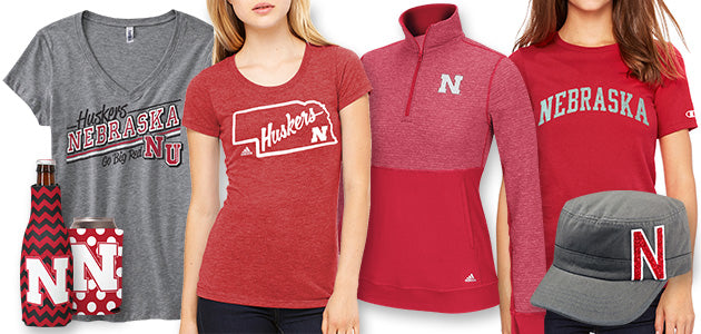 Huskers Womens New Arrivals