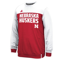 2015 Nebraska Huskers Mens Adidas Apparel