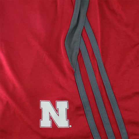 University of Nebraska Elite Performance Shorts- Adidas