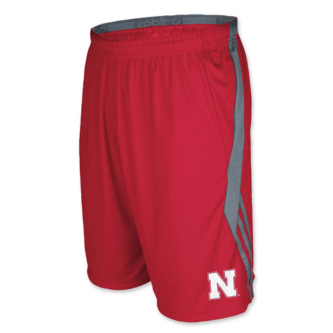 Shop Huskers Mens Elite Shorts- Adidas