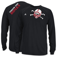 Nebraska Blackshirts Football Performance Shirt