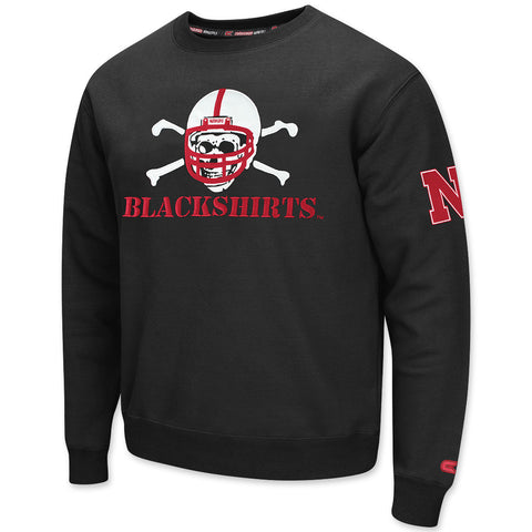 Triple Option Blackshirts Crew - Black - Sweatshirt