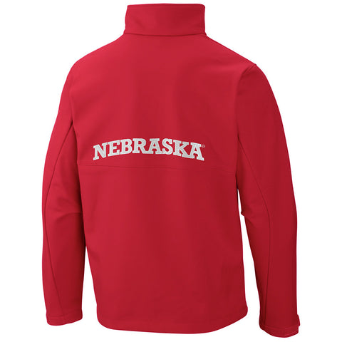 Shop Nebraska Huskers Mens Jacket by Columbia