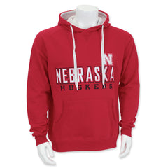 Nebraska Heritage Fleece Pullover Hoodie by Champion