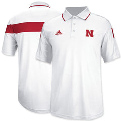 Nebraska Football Coaches Sideline Polo