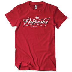 Nebraska, This Tee's For You - Red T-Shirt